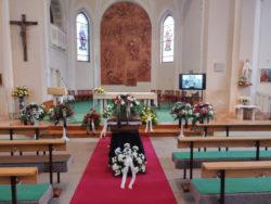Kostel svatého Antonína Paduánského - Ruprechtice